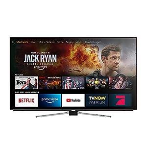 Grundig OLED - Fire TV Edition Hands-Free mit Alexa (55 VLO 8599) 139 cm (55 Zoll) OLED Fernseher (Ultra HD, Dolby Vision, Dolby Atmos) [Modelljahr 2019]