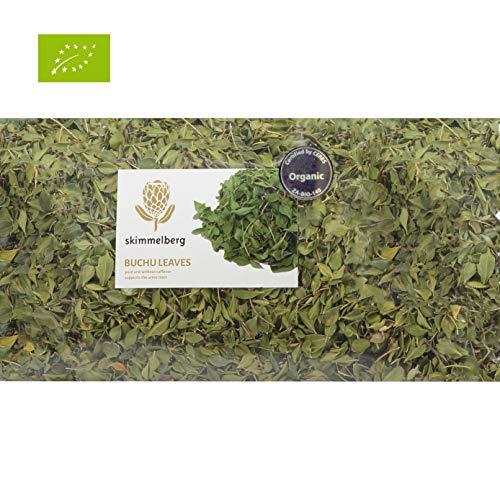 Skimmelberg Biologische Buchu Blätter - Bucco Blätter - Barosma Blätter - 200 Gramm