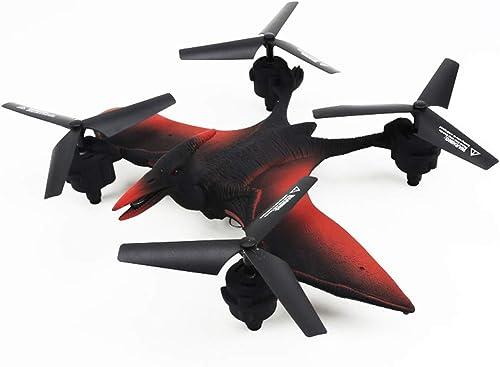 Zzh Faltbare Mini-Drone für Kinder Vier Achsen mit Altitude Hold 3D Flips Unbemannte Luftfürzeug WiFi Feste H n-Sensing-Flugzeug-Navigationsmodell 2.0MP (720P) WiFi Entfernung um 40M