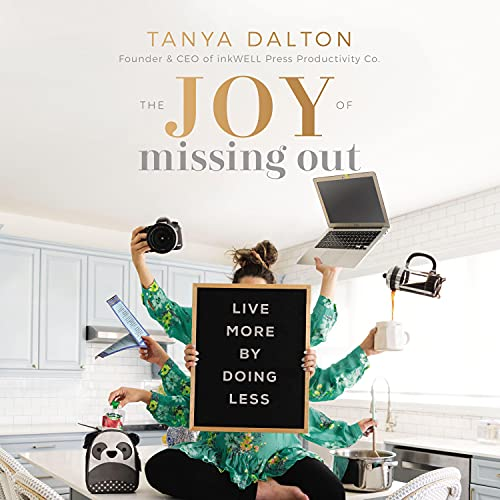 The Joy of Missing Out cover art