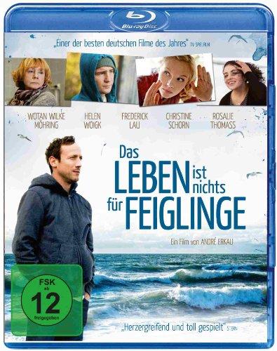 Das Leben ist nichts für Feiglinge [Blu-ray]