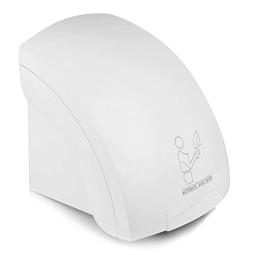 ASkyl 1800W Automatic Hand Dryer Machine for Home (White)