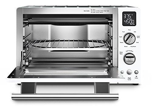 KitchenAid KCO275WH Convection 1800W Digital Countertop Oven, 12', White