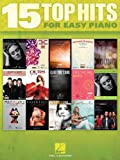 15 Top Hits for Easy Piano (English Edition)