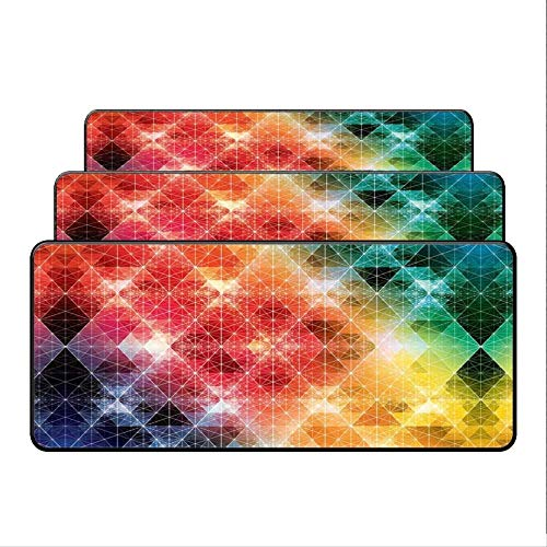 Dhsbd Mouse Pad Novo Anti-Slip Pc Dos Desenhos Animados Do Me Muis Pad Mat Para Gaming Mousepad 400X900X5Mm, 350X600X2MM