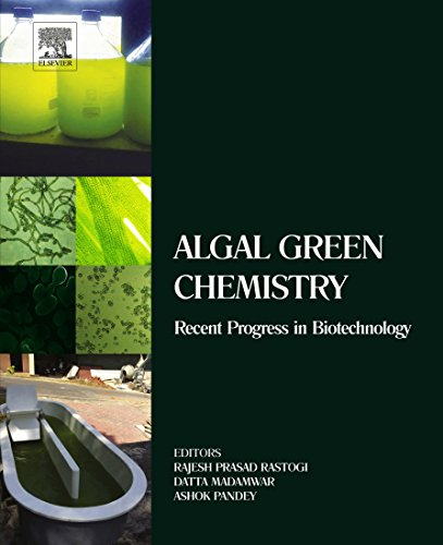 Algal Green Chemistry: Recent Progress in Biotechnology