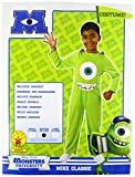 Monstruos University - Disfraz infantil de Mike para niño, Talla 5-7 años (880076-M)