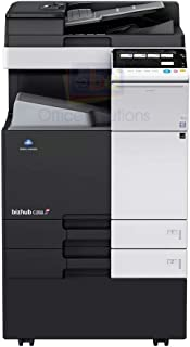 Konica Minolta Bizhub C308 A3 Color Laser Multifunction Copier - 30ppm, SRA3/A3/A4, Copy, Print, Scan, Email, Auto Duplex,...