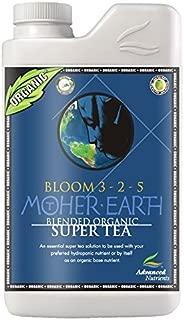 Advanced Nutrients Mother Earth Tea Bloom Organic Fertilizer, 1-Liter