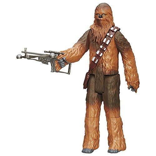 Star Wars – Das Erwachen der Macht – 30cm Deluxe Chewbacca Figur [UK Import]