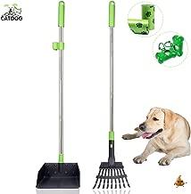 JUOIFIP Pet Pooper Scooper Set 37.4