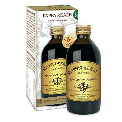 Dr. Giorgini Integratore Alimentare, Pappa Reale Liquido Analcoolico - 200 ml