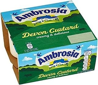 Ambrosia Devon Custard Pots - 4 x 125g