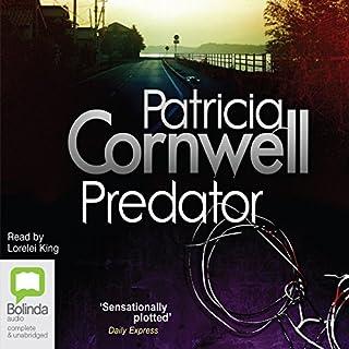 Predator audiobook cover art