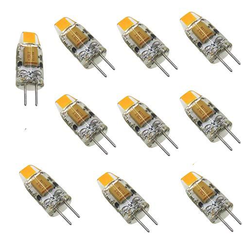 Bonlux 3.5 W Ba15d LED Ampoule Lampe AC//DC 24V 350 lumen 360 degr/és Double contact Ampoules pour voiture l/'/éclairage int/érieur navires,remorque 2-pcs,blanc froid 6000k