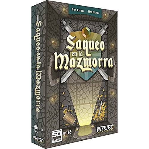 SD Games- Saqueo en la mazmorra (SDGSAQMAZ01)