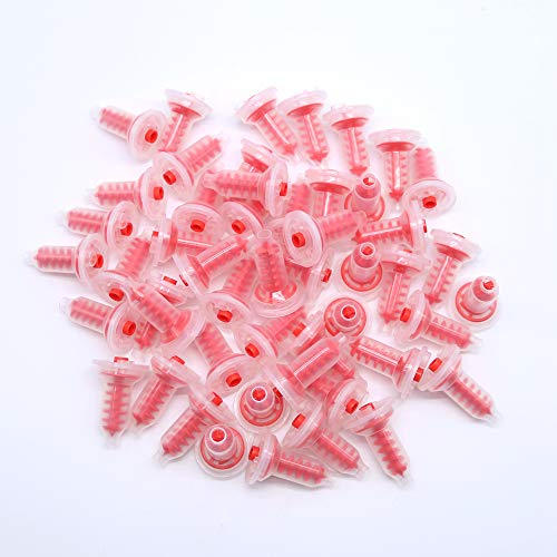 50 pcs Dental Dynamic Impression Mixing Tips Fits 3M ESPE Pentamix Type Machine