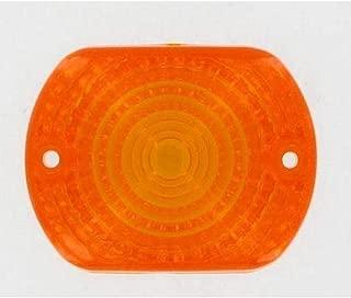 K&S Technologies Turn Signal Lens Amber for Kawasaki KZ Ltd 80-83