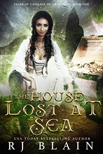 The House Lost at Sea: The Tales of Catalina de la Corona