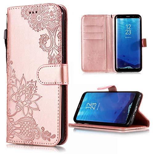 XCYYOO Funda Samsung Galaxy S8 Plus Silicona