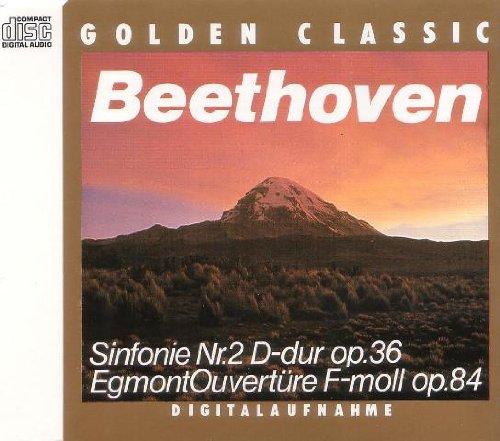Golden Classic Ludwig van Beethoven Sinfonie Nr. 2 D-dur op. 36