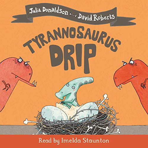 Page de couverture de Tyrannosaurus Drip