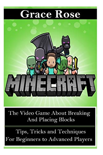 Minecraft: The Video Game about Breaking and Placing Blocks