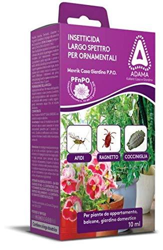 ADAMA MAVRIK 10ml INSETTICIDA ACARICIDA AFIDI acari giardino giardinaggio 10 ML
