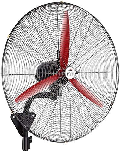 wall fan Rotación Pared oscilación Industrial del Ventilador 150 °, Ajustable Ajustable en 3 Pasos, de Alta Velocidad, la inclinación, para la restauración Comercial,650 mm