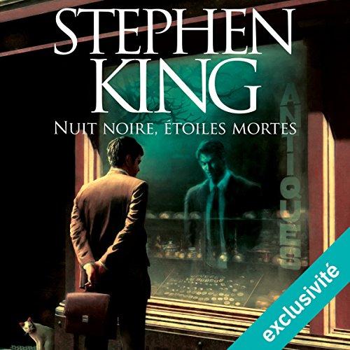 Nuit noire, étoiles mortes audiobook cover art