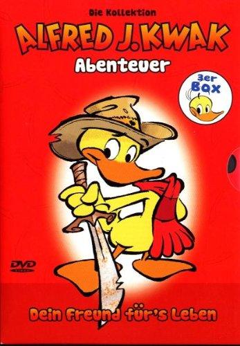 Abenteuer, Vol. 01-03 (3 DVDs)
