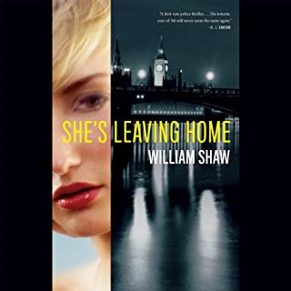 She's Leaving Home audiobook cover art