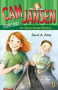 Cam Jansen the Green School Mystery #28