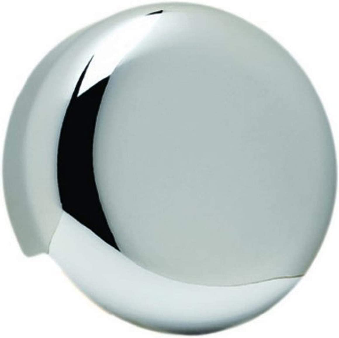Adjure CB1001 Chrome Bell Horn Year-end annual Beauty products account Style Smooth Cover
