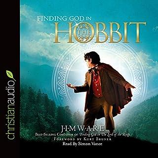 Finding God in 'The Hobbit' audiobook cover art