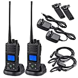 Best long range radio walkie talkie - 2 Way Radio 5 Watt Long Range, SAMCOM Review
