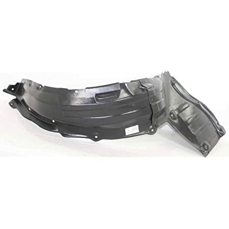 Driver Side Splash Shield For 2003-2006 Toyota Tundra Front