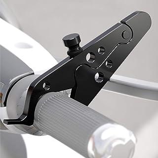 Nero POFET Sostituzione per E-Bike Moto Scooter Universale 7//8 Manopole Acceleratore Moto Cruise Control Throttle Assist Polso Cramp Rest Clip