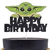 Anxdh alien war cake top hat decoration children birthday party...