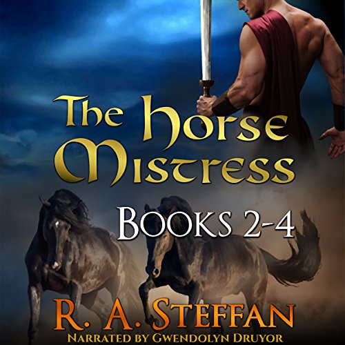 The Horse Mistress, Books 2 - 4 cover art