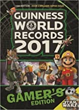 Guinness World Records 2017 Gamer's Edition (Paperback)【2016】by Guinness World Records (Author), Ali A. (Foreword) Guinness World Records Limited {1879}