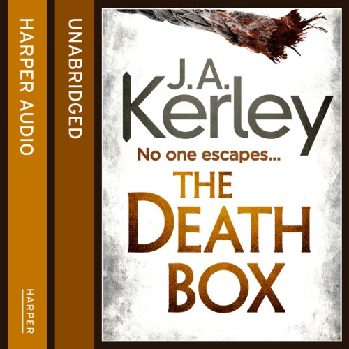 The Death Box cover art