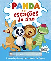 Panda e as estações do ano (Portuguese Edition)