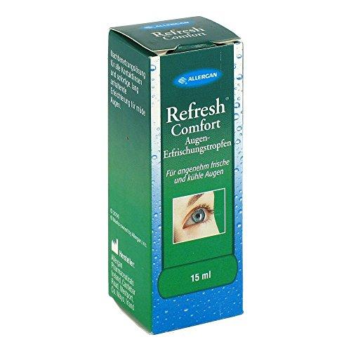 REFRESH COMFORT AUGEN ERFR, 15 ml