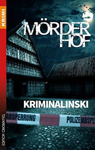 """Mörderhof: Ein Fall für Hendrik """"Pommes"""" Willen (Krimi: Krimi und Thriller)"""