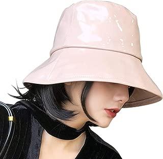 Women's Rain Hats Waterproof Rain Hat Wide Brim Bucket Hat Rain Cap