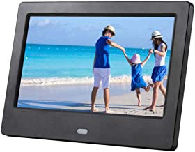 SPFDPF Digital Photo Frame 7-inch LCD Widescreen IPS HD LED Electronic Album Wall-Mounted Advertising Machine