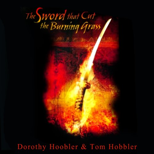 The Sword that Cut the Burning Grass cover art