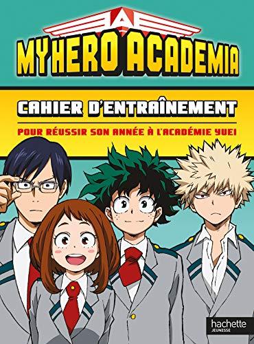 My Hero Academia - Cahier d'entraînement