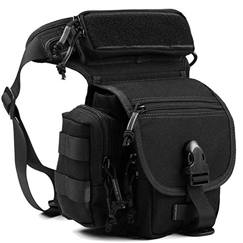 steampunk thigh bag